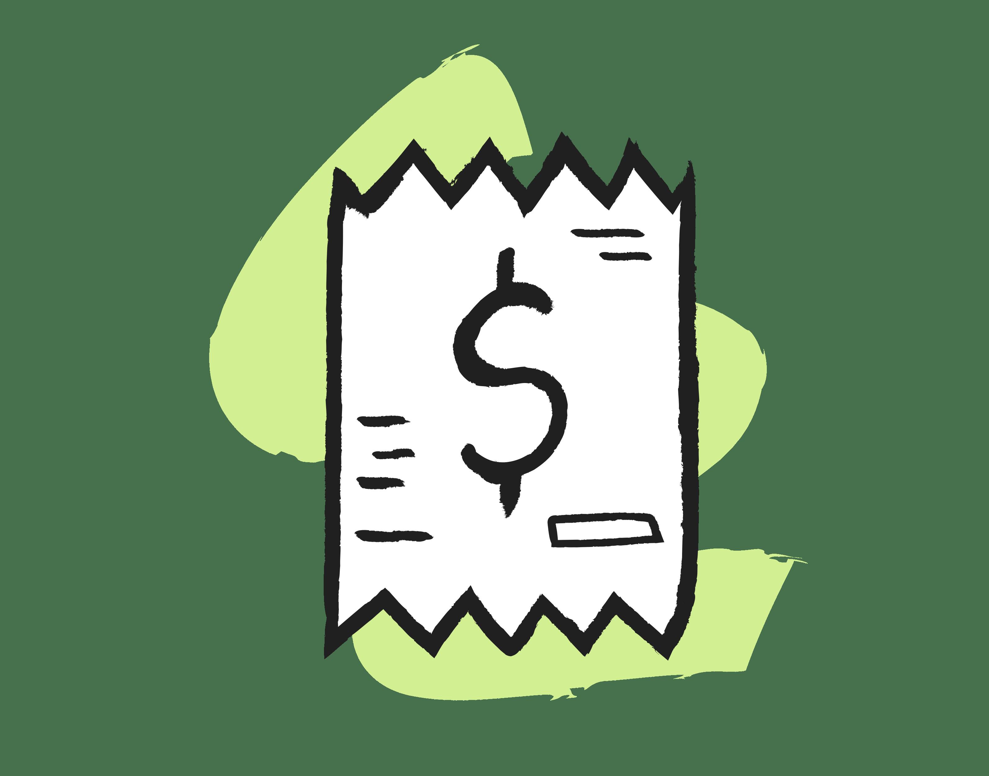 pixeltrue-icons-receipt
